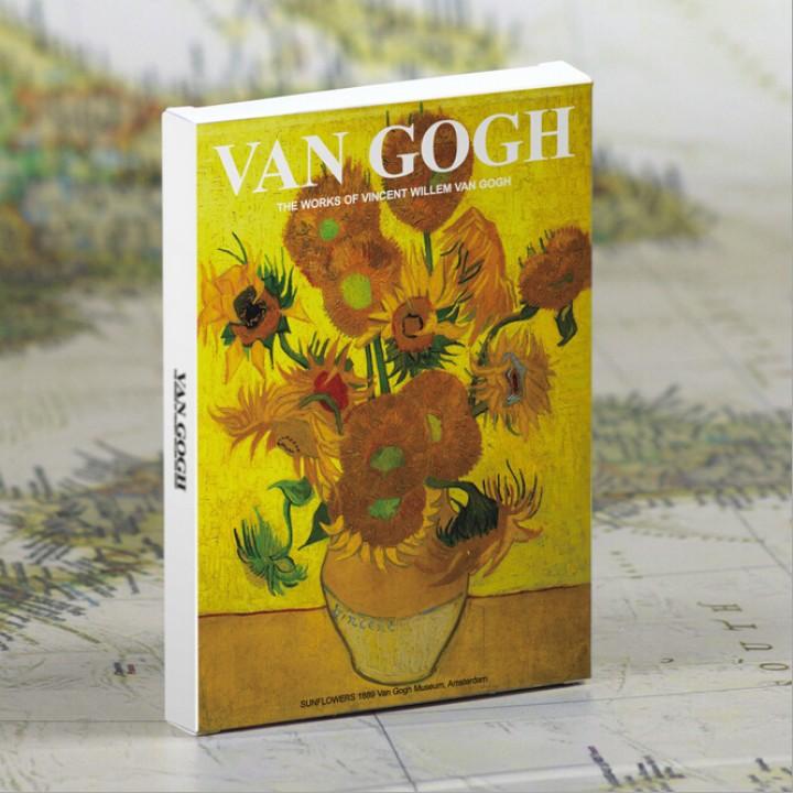 Van Gogh (30 postcards, 14.2*10.2 сm)