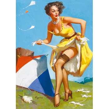 Pin Up. Kite