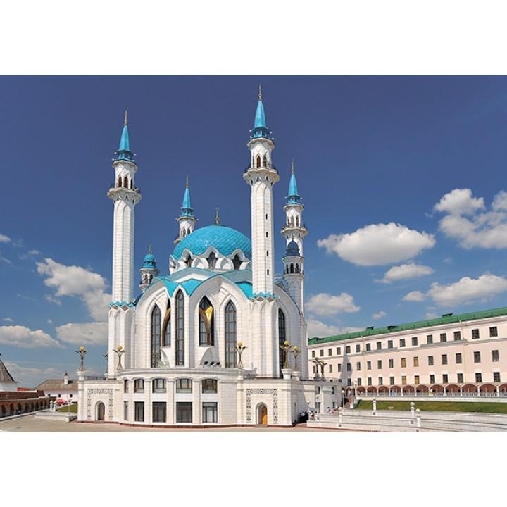 Qolşärif Mosque. UNESCO