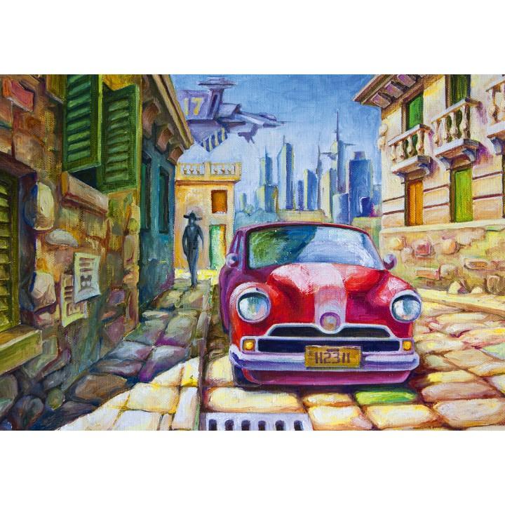 Car (drawing)