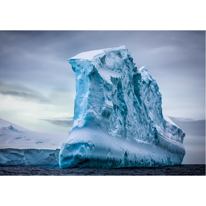 Natural phenomenon. Iceberg