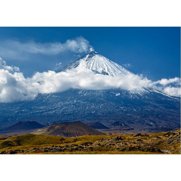 Klyuchevskoy Volcano, UNESCO, Russia