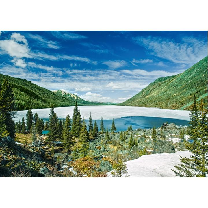 Multinskу lakes, Altai Republic, Russia