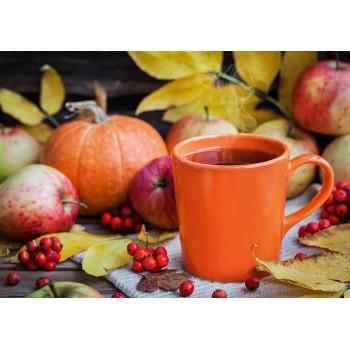Orange mug