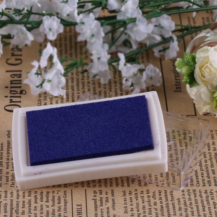"Stamp pad ""Blue"""