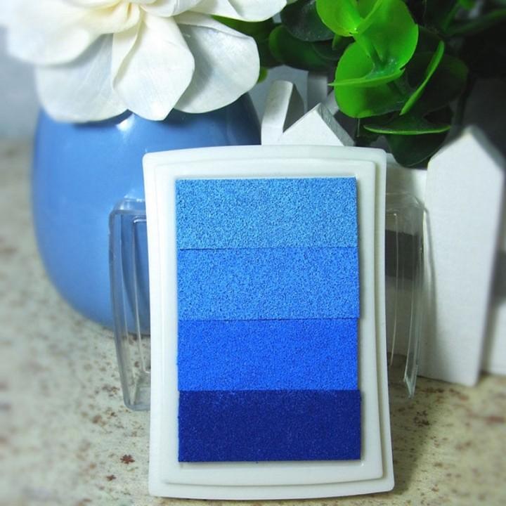 "Stamp pad ""Gradient"" BLUE"