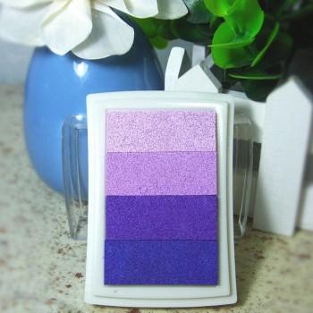 "Stamp pad ""Gradient"" PURPLE"