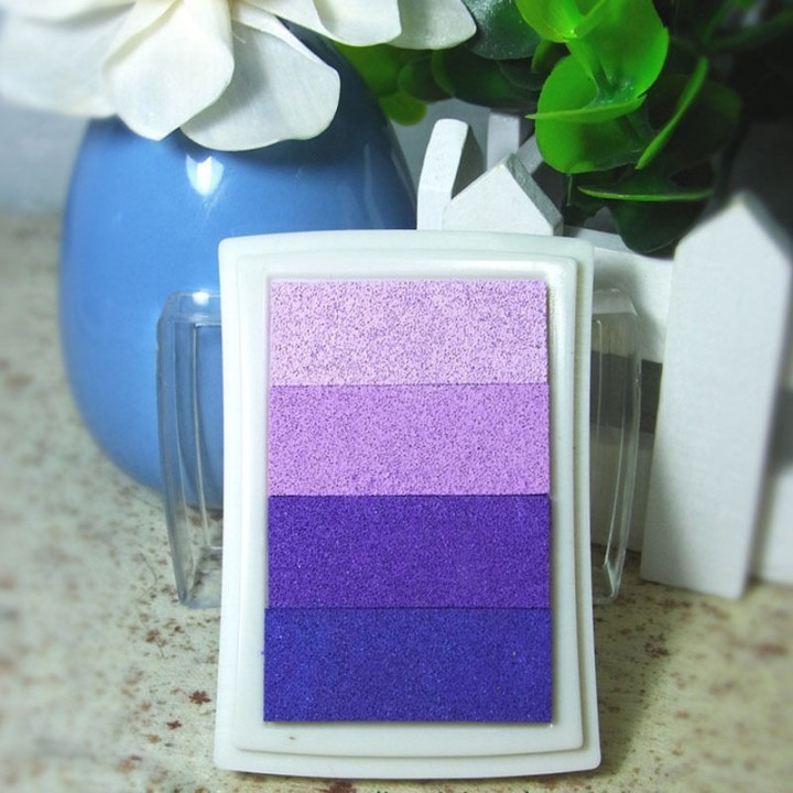 "Stamp pad ""Gradient"" PURPLE"