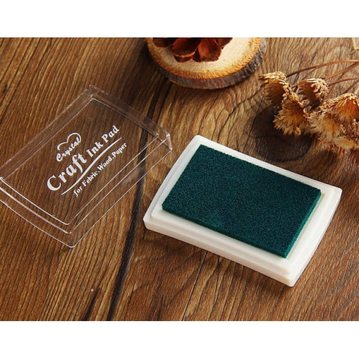 "Stamp pad ""Dark green"""