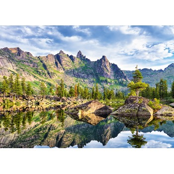 Western Sayan Mountains, Ergaki #1