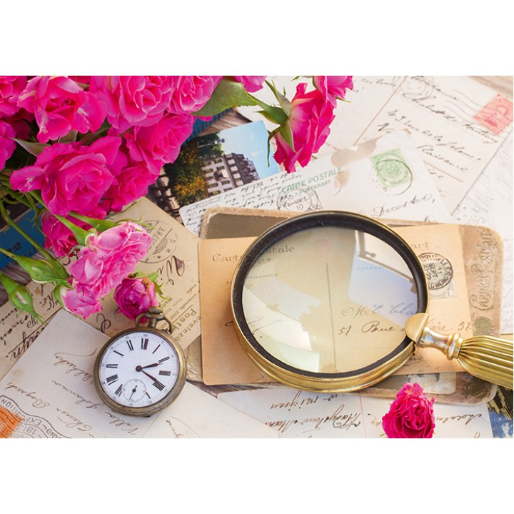 Romance and letters
