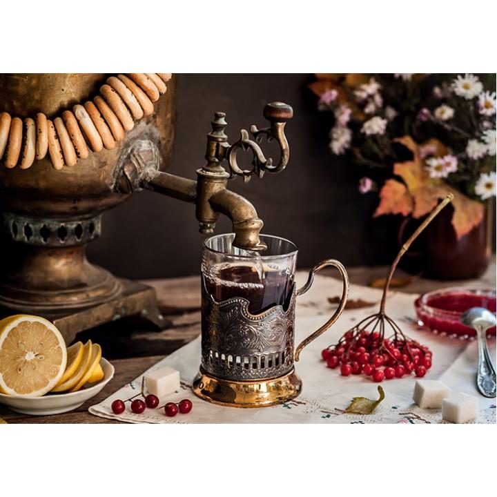 Samovar and tea