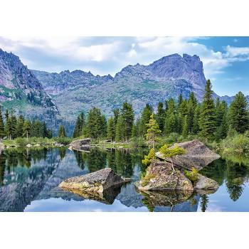 Western Sayan Mountains, Ergaki #3