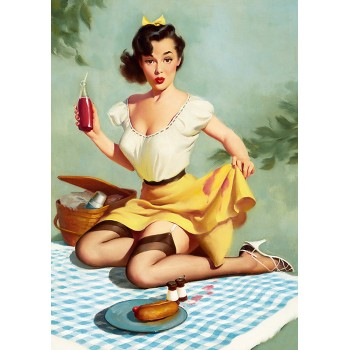 Pin Up. Picnic