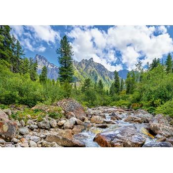 Western Sayan Mountains, Ergaki #4