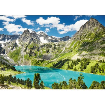 Altai Mountains Lakes