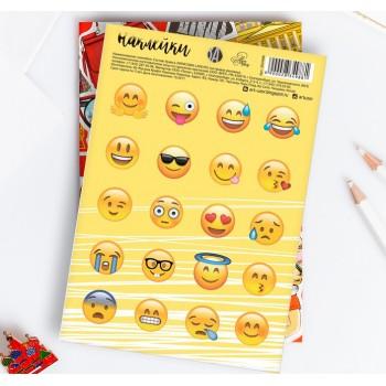 "Stickers ""Smile"" (11 × 16 cm)"