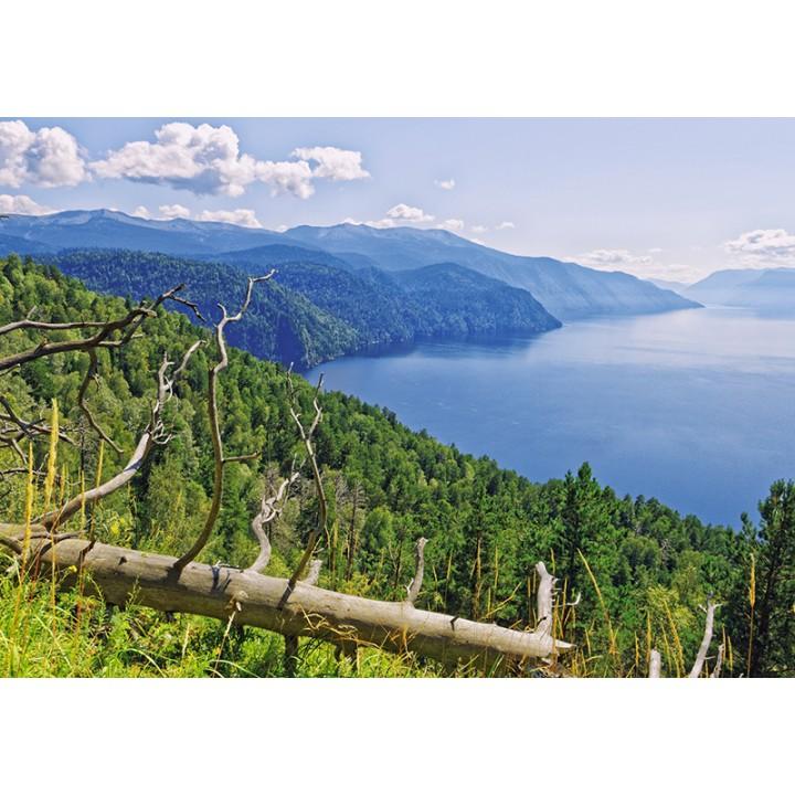 Lake Teletskoye, Altai