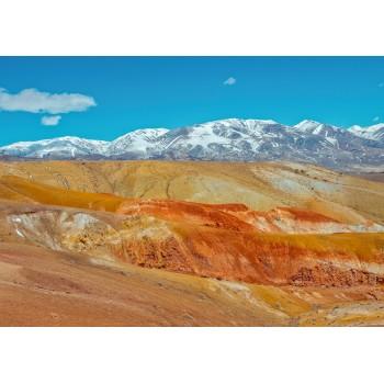 Kizil-Chin valley, Altai Mountains, Russia