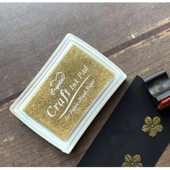 "Stamp pad ""Gold"""