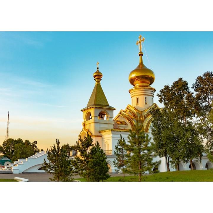 Temple of St. Seraphim of Sarov, Khabarovsk, Russia