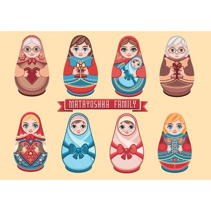Matryoshka family