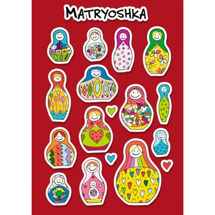 Funny Matryoshka
