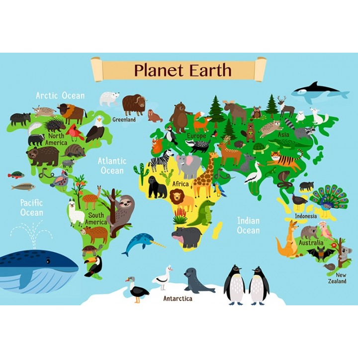 Planet Earth (map)