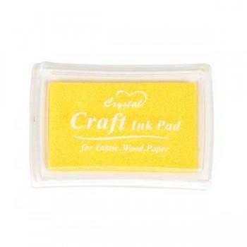 """Stamp pad """"Bright yellow"""""""