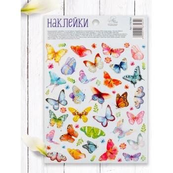 """Stickers """"Butterflies"""" (11 × 16 cm)"""