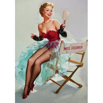 Pin Up. Miss Sylvania