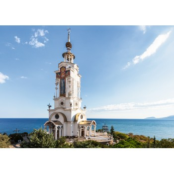 Church-lighthouse of St.Nicholas, Crimea