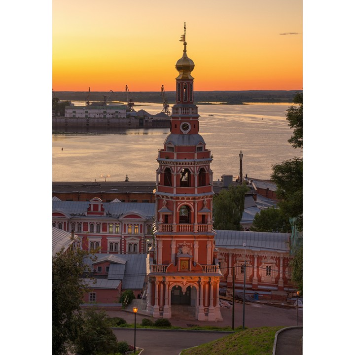 Church of the Nativity (Stroganov Church), Nizhny Novgorod