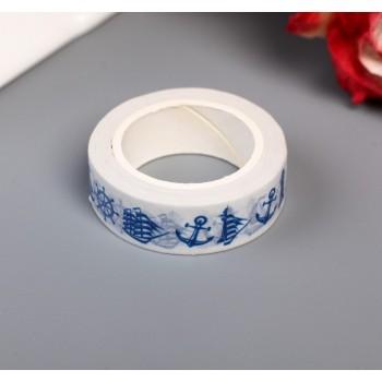 "Paper tape ""Marines"" (width 1.5 сm)"