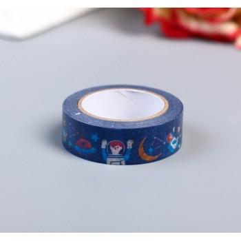 """Paper tape """"Space"""" (width 1.5 сm)"""