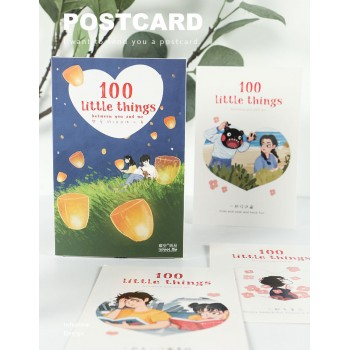 100 little things (30 cards, 142*93 mm)