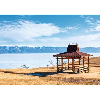 Olkhon island, Baikal lake