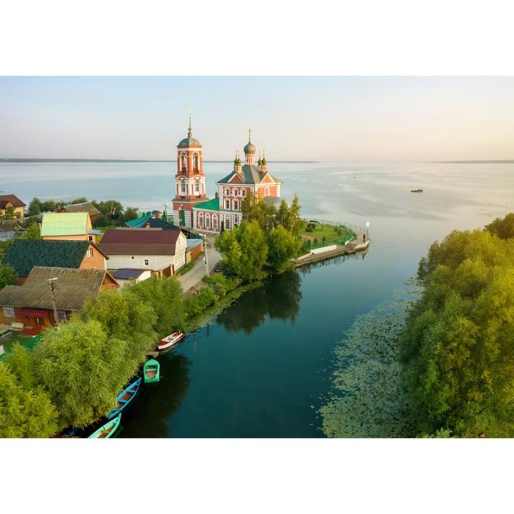 Trubezh River, Yaroslavl Region