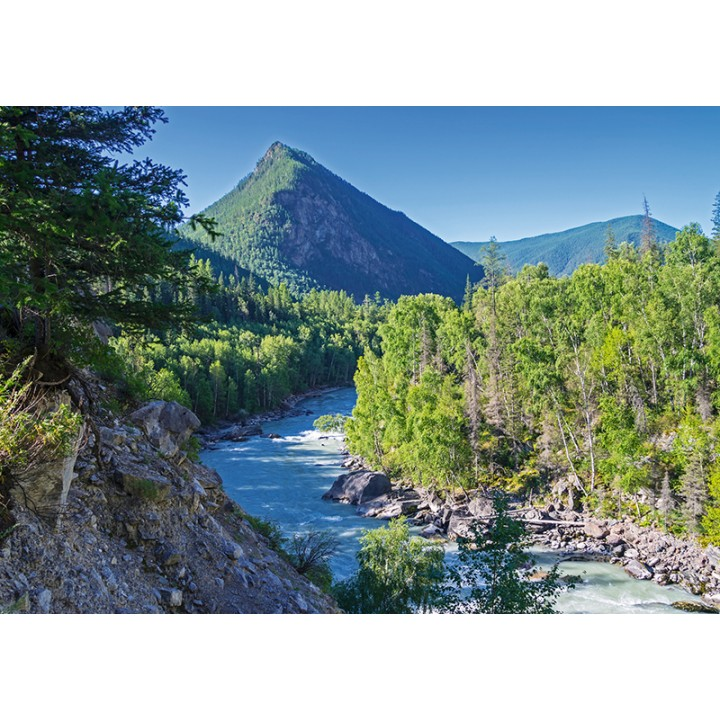 Chuya river, Altai Mountains