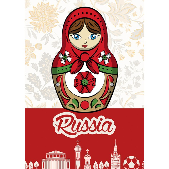 Russian doll RUSSIA