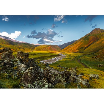 Emmanuel's valley, Elbrus area