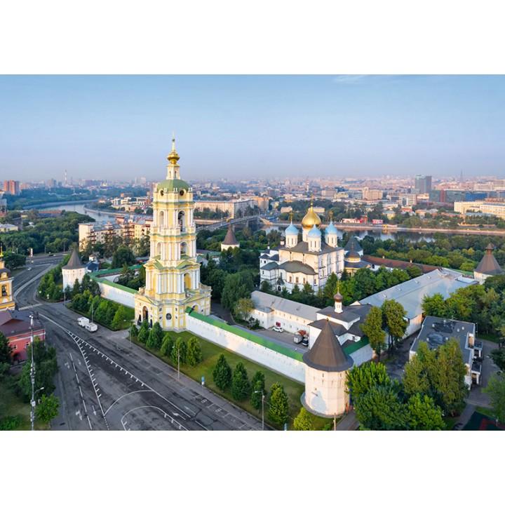 Novospassky Monastery, Moscow