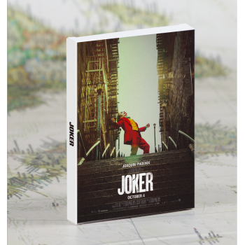 Joker (30 postcards, 14.2*10.2 сm)