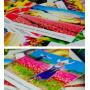 Tulips (30 postcards, 14.2*10.2 сm)