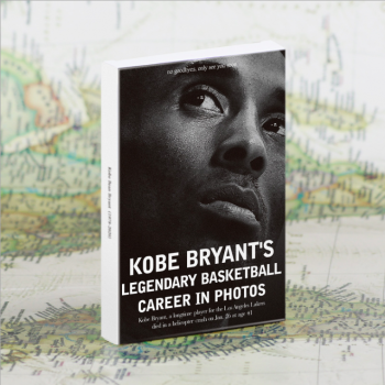 Kobe Bryant (30 postcards, 14.2*10.2 сm)