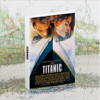 Titanic (30 postcards, 14.2*10.2 сm)