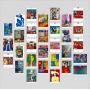 Henri Matisse (30 postcards, 14.2*10.2 сm)