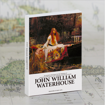 John William Waterhouse (30 postcards, 14.2*10.2 сm)