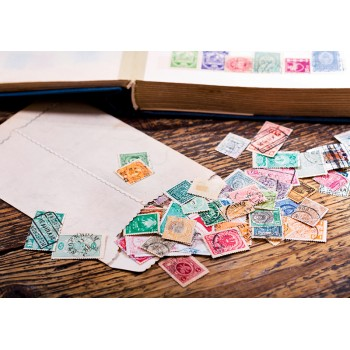 Philatelic collection