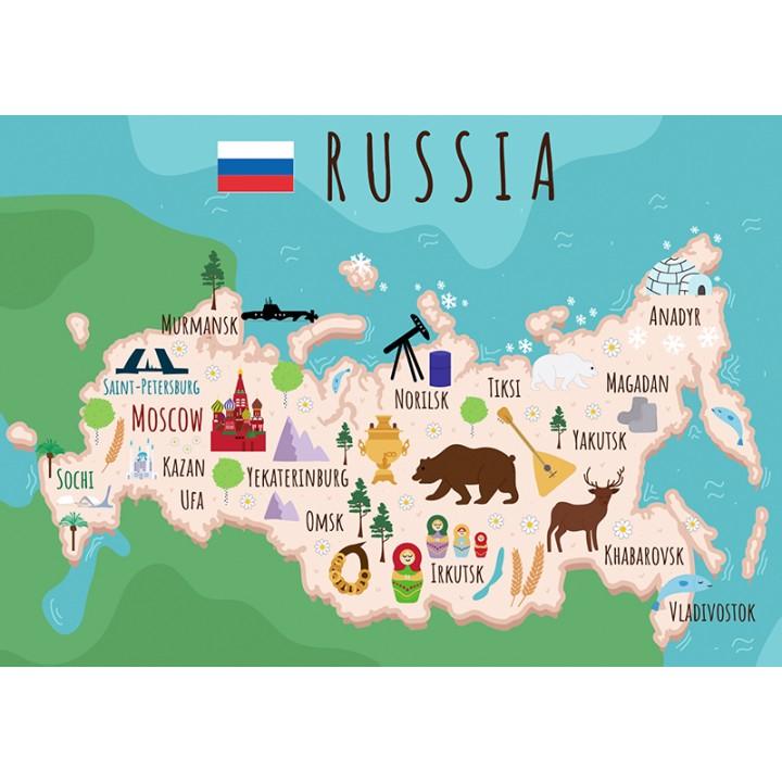 Immense Russia